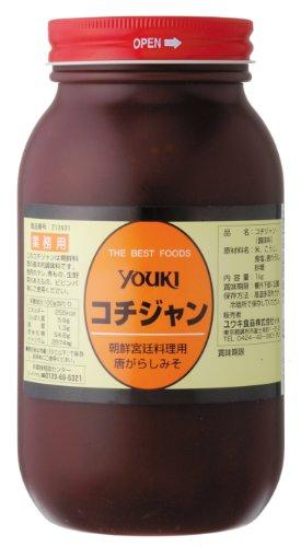 ユウキ食品『コチジャン 1kg(業務用商品)』