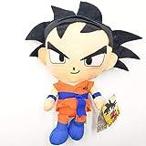 DBZ Son Goku Dragon Ball Z Juguete de Almohada Suave Peluche 30CM