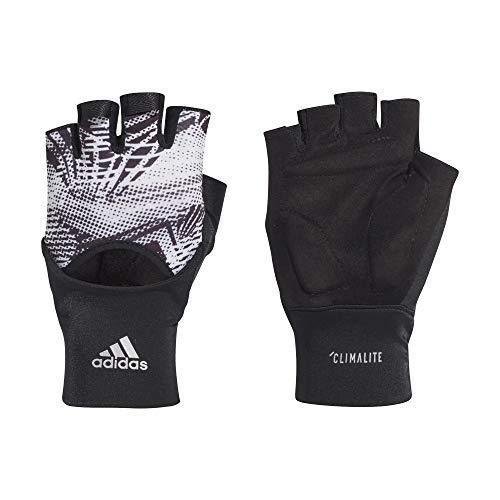 adidas Damen Train Glove W Handschuhe Weiß, L