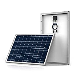 ACO Power 100W Best Solar Panels for RV