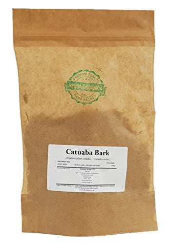Catuaba Bark - Erythroxylum Catuaba # Herba Organica # (100g)