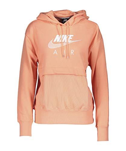 Nike Sweat femme pêche CZ8620 693 - Orange - S