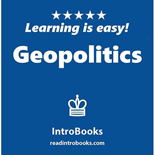 Geopolitics audiobook cover art