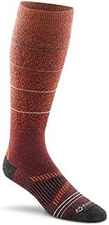 FoxRiver Women's Andermatt Over-The-Calf Ultra-Lightweight Ski Socks
