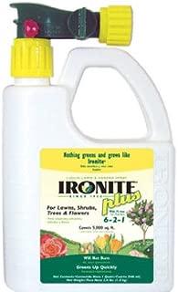 Ironite 100099057 1 Quart Ironite Plus Lawn & Garden Spray