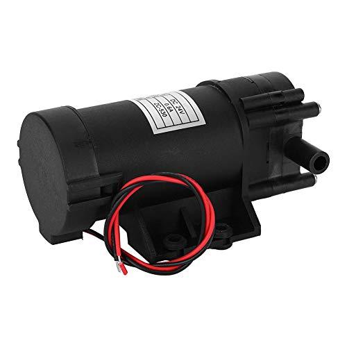 Bomba de engranajes, bomba de agua de engranaje autocebante ultra silenciosa de 24 V ZC-530 de gran caudal para bomba de aceite de motor diesel, duradera con larga vida útil
