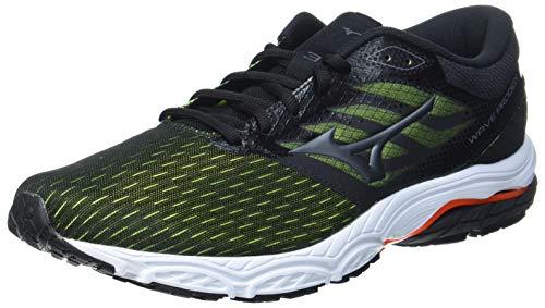 Mizuno Wave Prodigy 3, Zapatillas para Correr de Carretera para Hombre, Phantom/Mgray/Shortorange, 42 EU