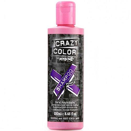 Crazy Color Champu Purple 250 ml