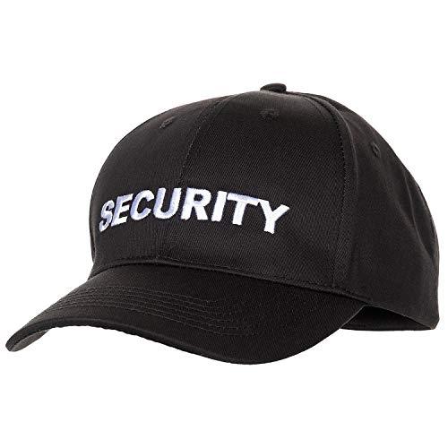 MFH Casual Cap Baseballcap Baseball Cap Mütze Baseballmütze Schirmmütze (Security)
