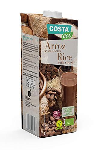 Costa Eco Costa Eco Bebida Eco. Arroz Con Cacao 1L. Slim 1000 ml