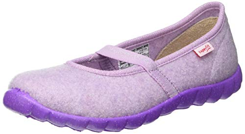 Superfit Baby - Mädchen, Hausschuh, Violett(LILA 9000), 21 EU