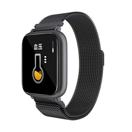 JingJingQi Smart Watch Q1 Bluetooth 5.0 Smart armband bloeddrukmeter horloge activiteit fitness tracker hartslag smartwatch