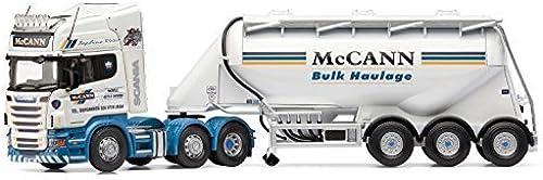 venta con alto descuento Corgi CC13760 Scania R Topline Feldbinder McCann Haulage Haulage Haulage 1 50 Scale by Corgi  comprar barato