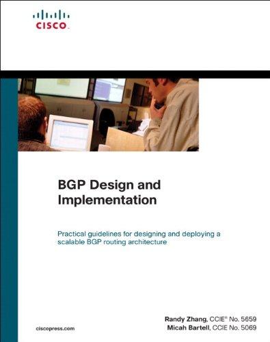 BGP Design and Implementation (Fundamentals)