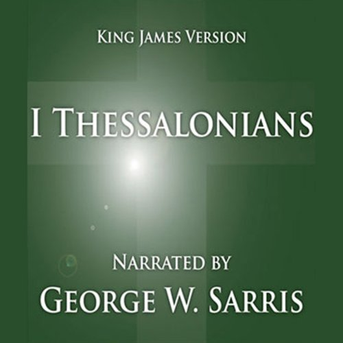 The Holy Bible - KJV: 1 Thessalonians cover art