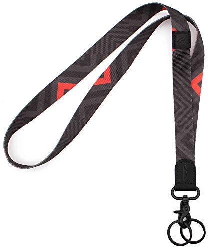 POCKT Lanyard for Keys Neck Lanyard Key Chain Holder for Men and Women - Cool Neck Lanyards for Keys, Wallets and ID Badge Holders | Chevron
