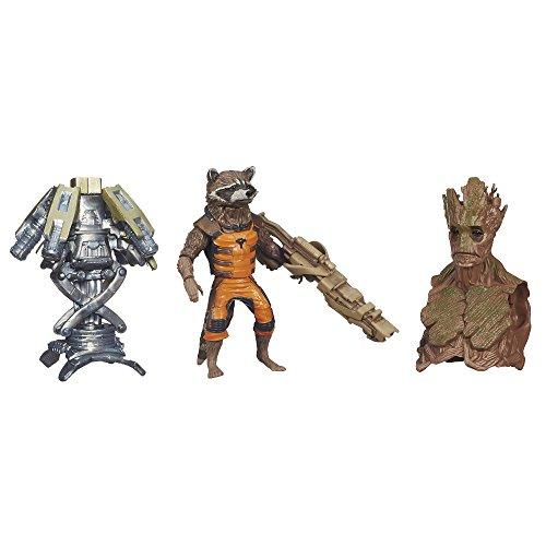 Marvel Guardians of The Galaxy Rocket Raccoon Figure, 15,2 cm