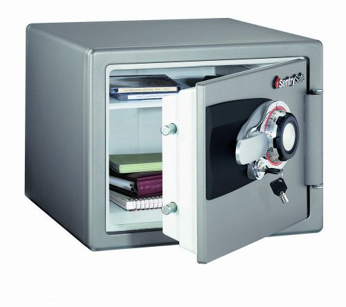 - Combination Fire Safe in Gunmetal Gray