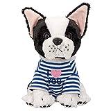 Kuscheltier - Sitzende Französische Bulldogge