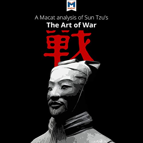 A Macat Analysis of Sun Tzu's The Art of War audiobook cover art