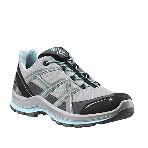 Haix Black Eagle Adventure 2.1 GTX Low Damen Streetwear Grey-Mint UK 5.0 / EU 38 Grey-Mint