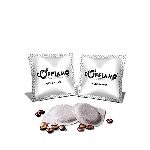 Coffiamo Caffè - 150 Cialde Universali Tipo ESE 44 mm - Gusto Intenso