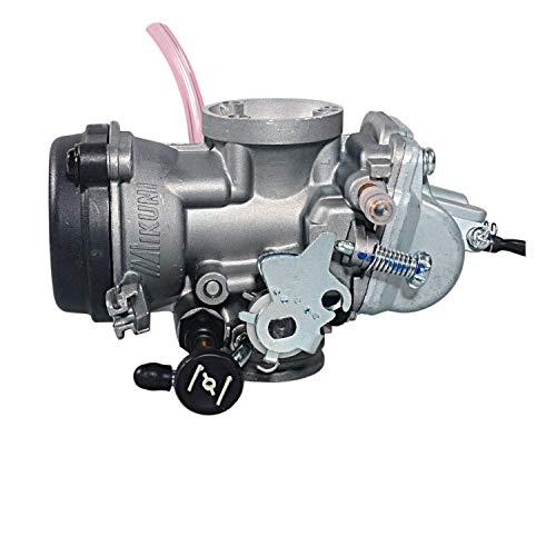 evomosa Carburadores de motocicletas Sistemas de carburador de motocicleta 26mm Universal para EN125-2 GS125 GS 125 GN125 GN 125