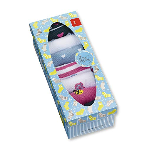 Sterntaler Söckchen, 7er-Box, Pink, Größe: 30,