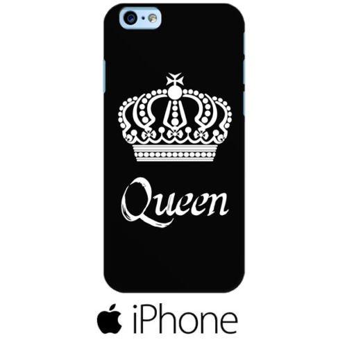 Urban Kaos Cover Love - Queen per iPhone 4 5 5S SE 6 6Plus 7 7+ (iPhone XR)