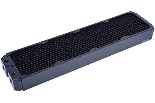 Alphacool 14184 NexXxoS UT60 Full Copper Radiator - CPU Wasserkühlung - 560mm, Kupfer / Schwarz