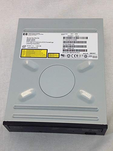 Purchase 536540-001 504941-001 HP 6X SATA BLURAY DISK WRITER SMD OPTICAL DRIVE(JET BLACK)
