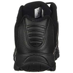K-Swiss Men's ST329 CMF Training Shoe, Black, 11 M US, Black/Black, 11 M US