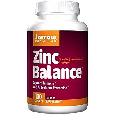Jarrow Formulas Zinc Balance