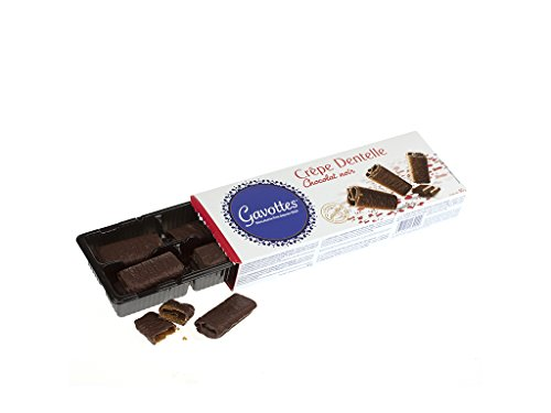 Gavottes Kekse Crêpe Dentelle Zartbitterschokolade