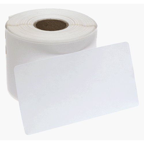 Kenco Brand 2 1/8in X 2 3/4in Multipurpose Labels, Compatible with Dymo 30258 (1 Pack)