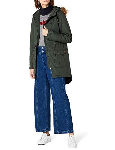 Desires Damen Jacket - Anine-A Jacke, Grün (3785 CLIMB IVY), 36 (Herstellergröße: S)