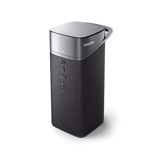 Caixa de som Philips com conexão bluetooth, resistência a água IPX7 e energia para 10h TAS3505/00