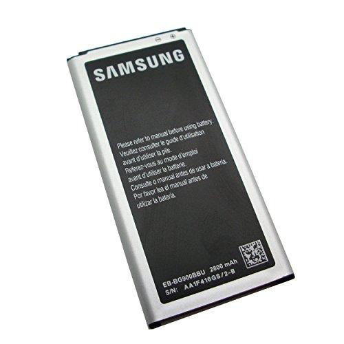 Samsung Galaxy S5batteria del telefono cellulare EB-BG900BBU, 2800mAh, 3.85V Li-ion, 10.78Wh