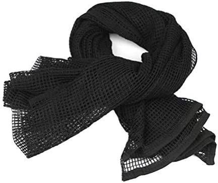 Acme Approved Camouflage Netting Tactical Mesh Net Camo Scarf Sniper Veil for Sports Other Outdoor product image
