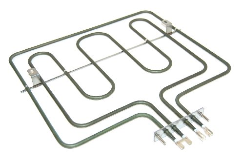 Electrolux King Moffat Tricity Bendix Zanussi Cooker Grill/Oven Heater Element - Genuine part number 3570355010