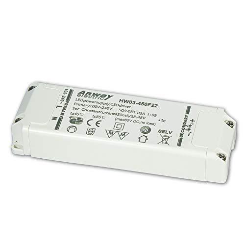 Anway LED Treiber HW03-450F22 22W/450mA/28-48V