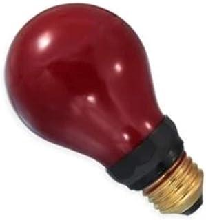 Impact PF712E. Bombilla formato Standard, color rojo, para uso en fotografía (Cuarto oscuro). 220-240v 15w e27.