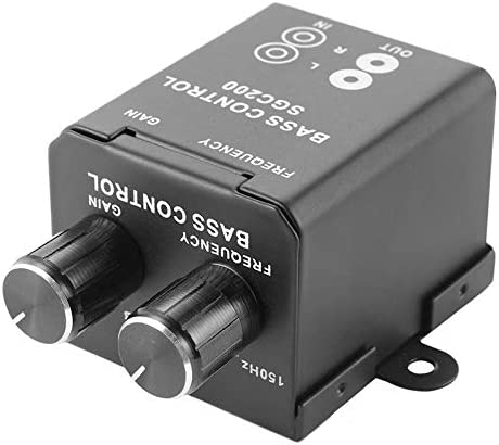 DFYYQ Auto Car Remote Price reduction Amplifier Subwoofer At the price Equalizer Cr Audio