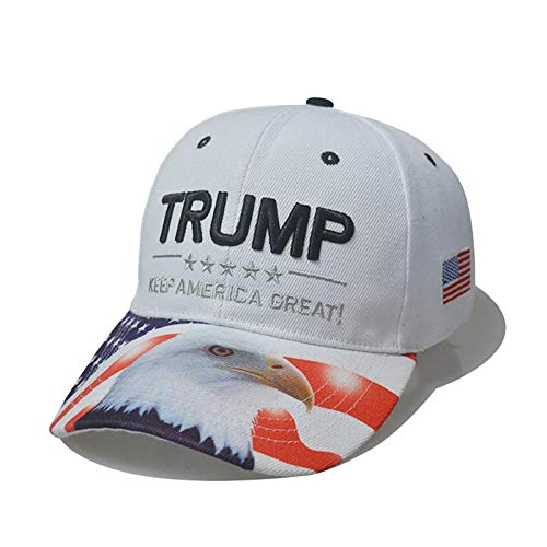 Vigcebit Trump Hat 2024, Donald Trump Baseball Cap, Einstellbar Unisex Baseball Kappen, Make America Great Again