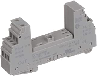 Base element for protective plugs from PLUGTRAB SEC product series w/remote indi