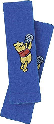Disney - Almohadillas protectoras para cinturón de seguridad, diseño dibujos animados. No solo para el cinturón de seguridad, sino también para el cinturón de mochilas, maletas, bolsas de mensajero.