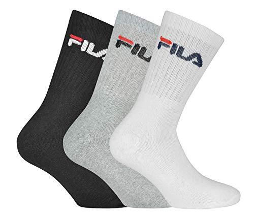 Fila F9505, Calcetín unisex, Classic, 35/38