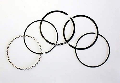 New Kawasaki Engine KAF620 OEM Standard Size Piston Rings - Compatible with John Deere 125/445 (FD620D Engine)