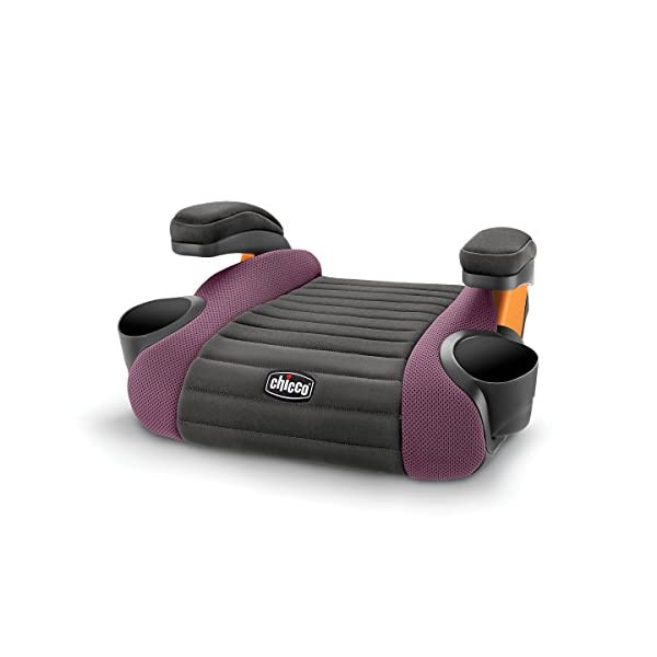 Chicco GoFit Plus Backless Booster Car Seat