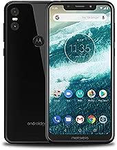 "Motorola one 15 cm (5.9"") 3 GB 32 GB Doppia SIM 4G Nero 3000 mAh"